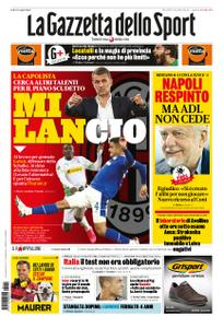 La Gazzetta dello Sport Bergamo – 11 novembre 2020
