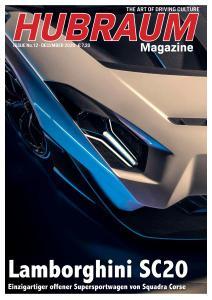 Hubraum Magazine - December 2020