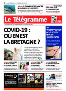 Le Télégramme Landerneau - Lesneven – 08 octobre 2020