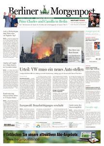 Berliner Morgenpost – 16. April 2019