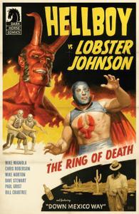 Hellboy vs Lobster Johnson-The Ring of Death 2019 digital Son of Ultron