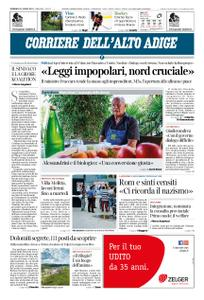 Corriere dell'Alto Adige – 21 luglio 2019