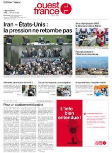 Ouest-France Édition France – 06 janvier 2020