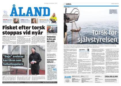Ålandstidningen – 16 oktober 2019