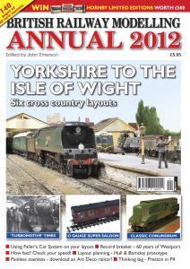 British Railway Modelling - Annual 2012
