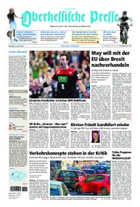 Oberhessische Presse Hinterland - 22. Januar 2019