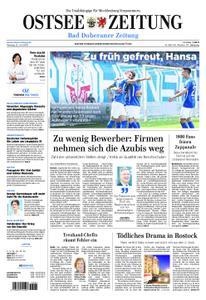 Ostee Zeitung Bad Doberaner Zeitung - 22. Juli 2019