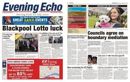 Evening Echo – October 26, 2017