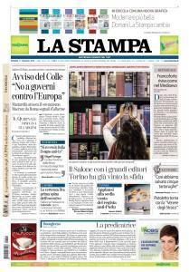 La Stampa Imperia e Sanremo - 11 Maggio 2018