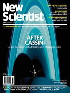 New Scientist - September 16, 2017