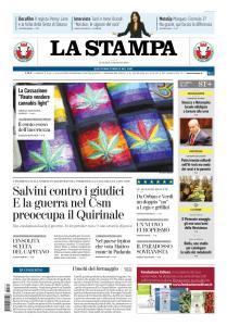 La Stampa Torino Provincia e Canavese - 31 Maggio 2019