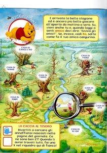 Winnie the Pooh: l'orso per crescere insieme - Giugno 2011
