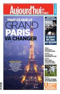 Aujourd'hui en France du Mardi 13 Février 2018