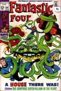 Fantastic Four 088 1969 HD