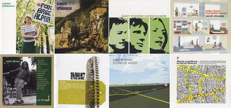 Saint Etienne - Albums Collection 1991-2012 (12CD) [Re-Up]