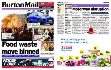 Burton Mail – May 11, 2018