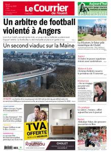 Le Courrier de l'Ouest Cholet – 18 février 2020