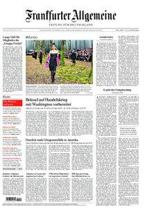 Frankfurter Allgemeine Zeitung F.A.Z. - 08. März 2018
