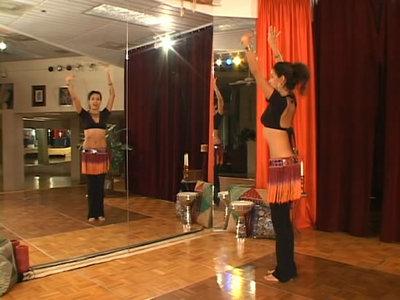 Arabian Spices: A Tribal Fusion Choreography with Sahira