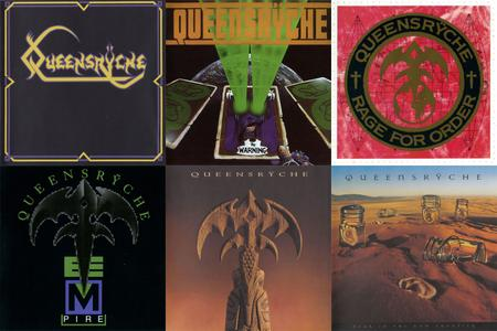 Queensrÿche: Collection (1983 - 1997) [2003, 6CD, Remastered]