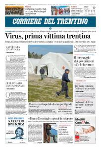 Corriere del Trentino - 13 Marzo 2020