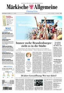 Märkische Allgemeine Fläming Echo - 27. Juni 2019