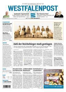 Westfalenpost Wetter - 26. Januar 2018