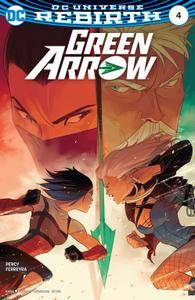Green Arrow 004 2016 2 covers Digital Zone-Empire