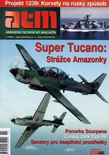 ATM 2005-11 (Armadni Technicky Magazin)