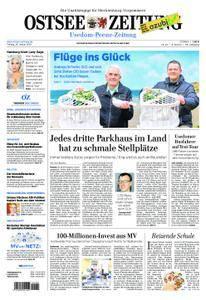 Ostsee Zeitung Wolgast - 26. Januar 2018