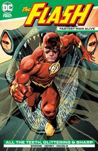 The Flash-Fastest Man Alive 001 2020 Digital Zone