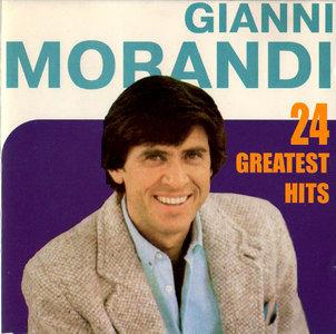 Gianni Morandi - 24 Greatest Hits (1995)