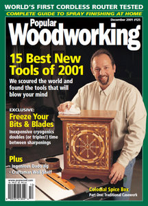 Popular Woodworking Magazine Issue 125