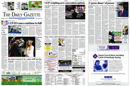The Daily Gazette – June 11, 2020