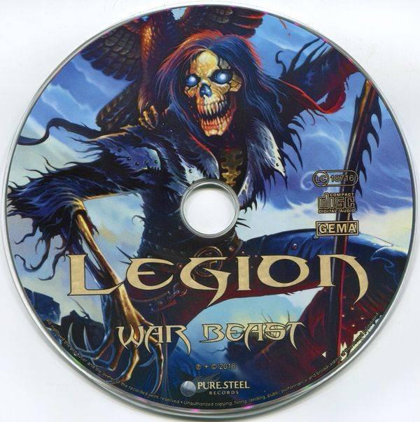 Legion - War Beast (2016)