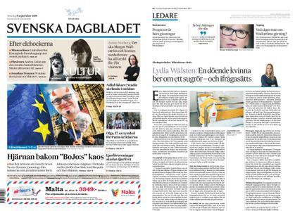 Svenska Dagbladet – 08 september 2019
