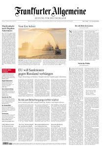 Frankfurter Allgemeine Zeitung - 13 Oktober 2020
