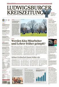 Ludwigsburger Kreiszeitung LKZ - 22 Februar 2021