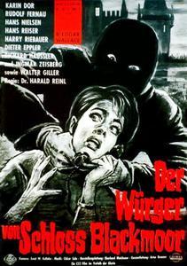 Der Würger von Schloß Blackmoor / The Strangler of Blackmoor Castle (1963)