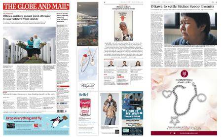 The Globe and Mail – October 06, 2017
