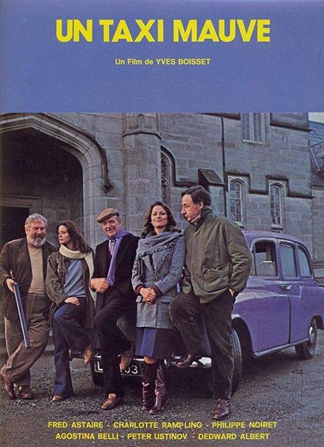 The Purple Taxi (1977) Un Taxi Mauve