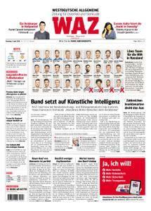 WAZ Westdeutsche Allgemeine Zeitung Oberhausen-Sterkrade - 05. Juni 2018
