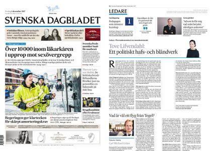 Svenska Dagbladet – 01 december 2017