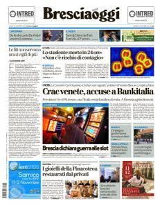 Brescia Oggi - 10 Novembre 2017