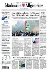 Märkische Allgemeine Dosse Kurier - 15. Mai 2018