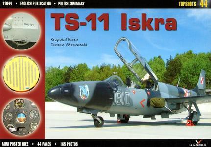 TS-11 Iskra (Kagero Topshots 44)