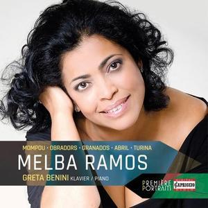 Melba Ramos & Greta Benini - Première Portraits (2019)