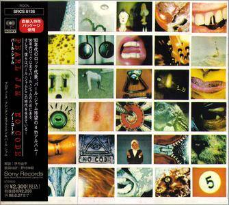 Pearl Jam - No Code (1996) Japanese Press