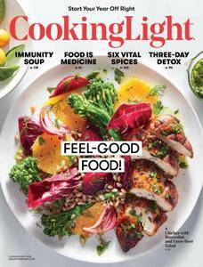Cooking Light - January 2018