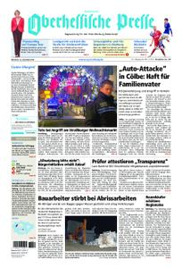 Oberhessische Presse Hinterland - 12. Dezember 2018